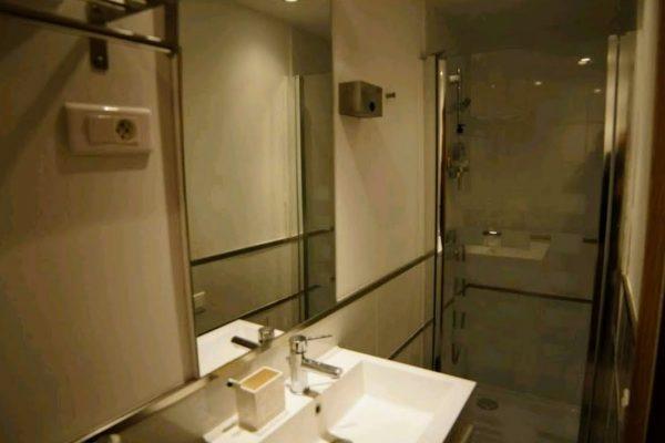 Salle de bain, Jeûne Buchinger, maison landaise